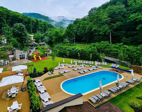 Camere Hotel Izvoare