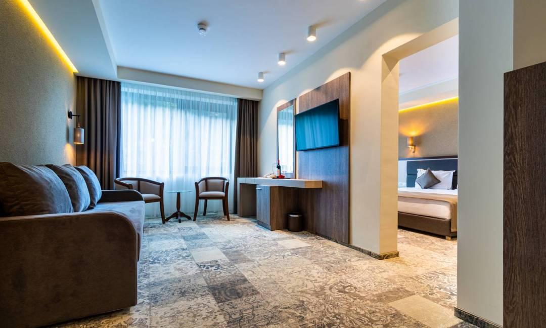 Cameră Junior Suite